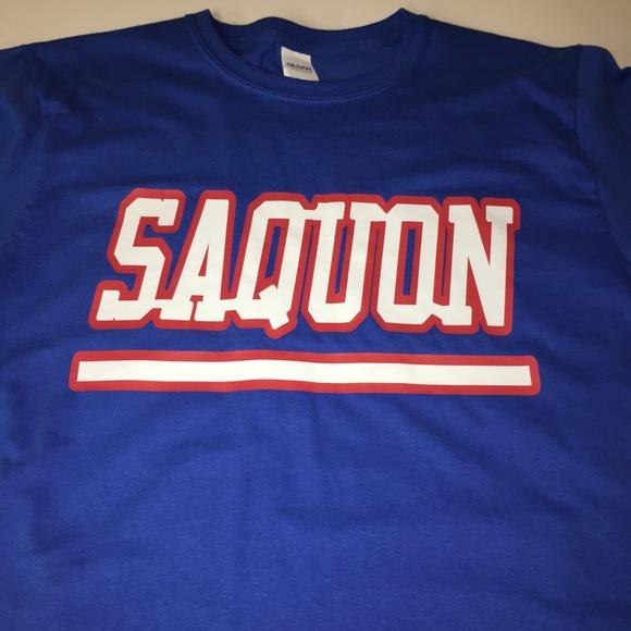 New York Giants Saquon Barkley Shirt d6ea96c96